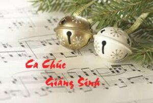 Ca Chúc Giáng Sinh