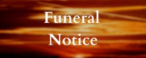 Funerla Notice 2